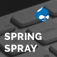Springspray - Multipurpose Drupal Theme - ThemeForest Item for Sale