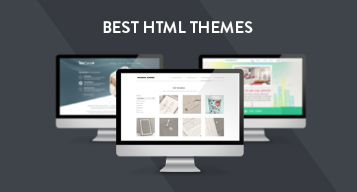 Best HTML Themes