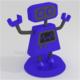 B Mecha Robot Figure