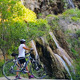 Waterfall and Bicycle - VideoHive Item for Sale