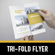 Modern Trifold Flyer - GraphicRiver Item for Sale