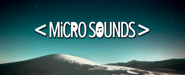 Microsounds ajprofile