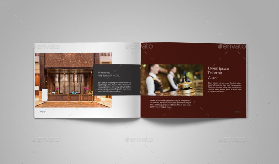Hotel Brochure By Adekfotografia Graphicriver