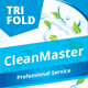 Eco - Cleaning Service A4 Tri fold Brochure - GraphicRiver Item for Sale