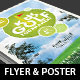 Kids Charity Golf Poster Flyer Template - GraphicRiver Item for Sale