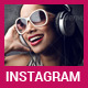 Instagram Banner  - GraphicRiver Item for Sale