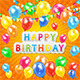 Birthday Background - GraphicRiver Item for Sale