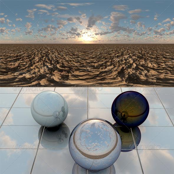 Desert2 - 3DOcean Item for Sale