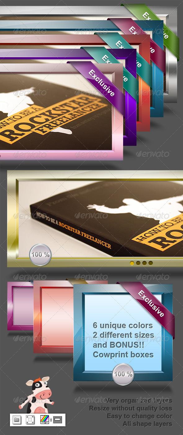 Webbox 3D Slider - Miscellaneous Web Elements