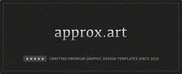 Approxart envato homepage image