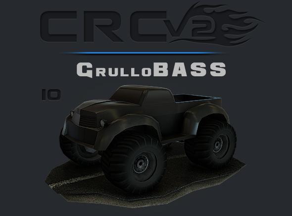 CRCPV2-10 – Cartoon Race Car Pack V2 10 - 3DOcean Item for Sale