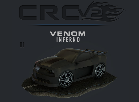 CRCPV2-11 – Cartoon Race Car Pack V2 11 - 3DOcean Item for Sale