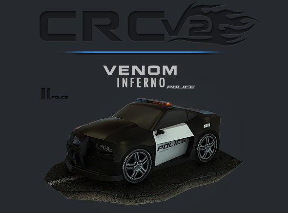 CRCPV2-11p – Cartoon Race Car Pack V2 11p - 3DOcean Item for Sale