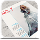 NO.7 Magazine Template - GraphicRiver Item for Sale