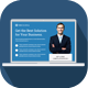 Cube Consulting Landing Page Template - Unbounce