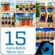 Juice Bottle Bundle V.1 - GraphicRiver Item for Sale