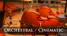 Orchestral / Cinematic / Dramatic