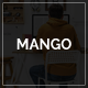 Mango - Multipurpose Portfolio & Business WP Theme - ThemeForest Item for Sale