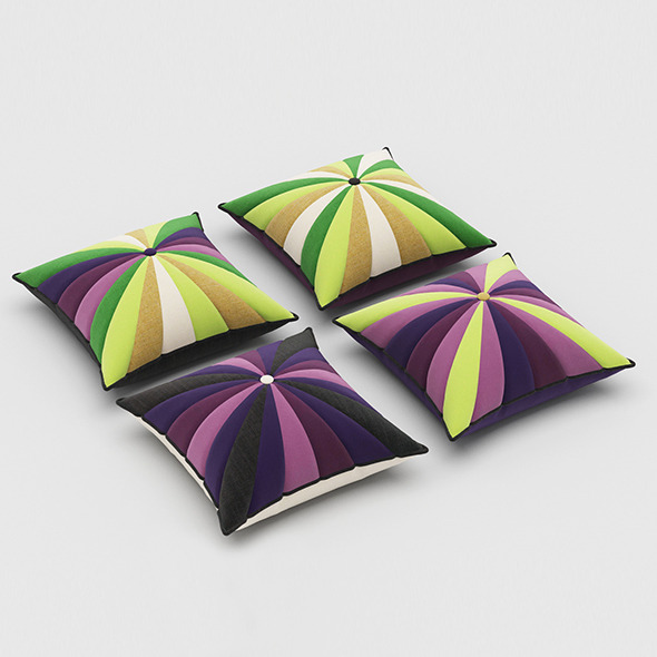 Pillows 64 - 3DOcean Item for Sale