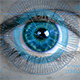 Eye Scan Science Fiction Hi-Tech Future - VideoHive Item for Sale