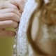 Doing Up Wedding Dress - VideoHive Item for Sale