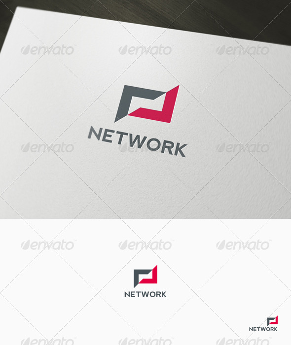 Minimal Abstract Logo - Abstract Logo Templates