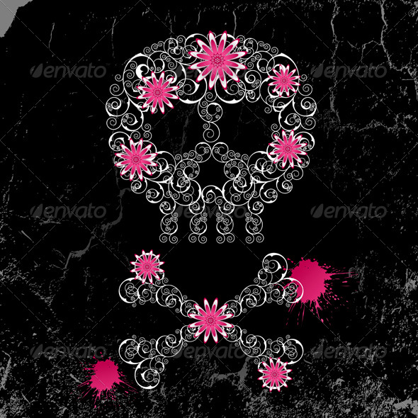 Emo Background - Miscellaneous Vectors