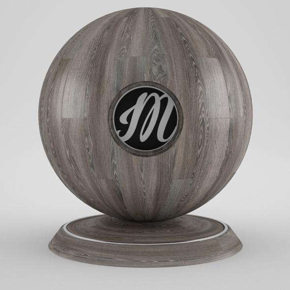Grey Wood Flooring - 3DOcean Item for Sale