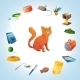 Cat Stuff Set - GraphicRiver Item for Sale