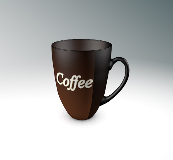 Coffee Mug - 3DOcean Item for Sale