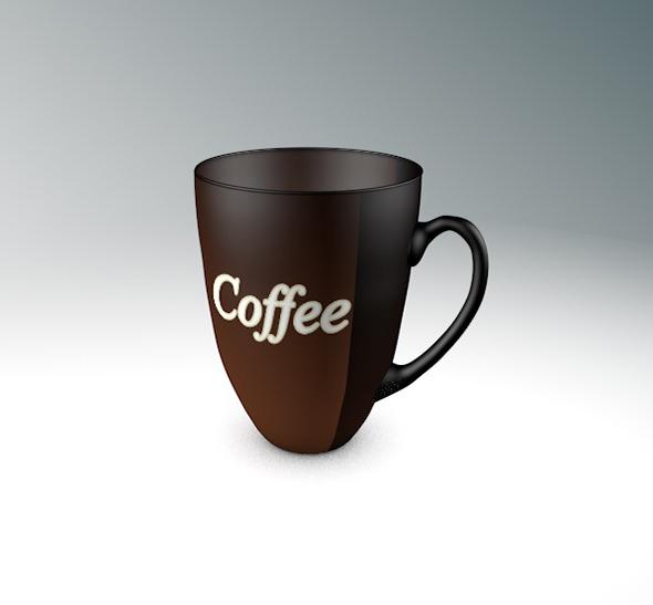 Coffee Mug - 3DOcean Item for Sale