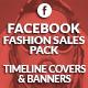 Facebook Pack - Fashion Sales