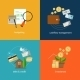 Personal Finance Icon Set - GraphicRiver Item for Sale