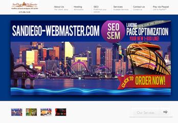 Sandiego webmaster.com