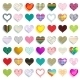 Scrapbook Hearts Set  - GraphicRiver Item for Sale