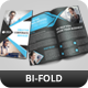 Creative Corporate Bi-Fold Brochure Vol 32 - GraphicRiver Item for Sale