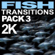 Fish Transition Pack - VideoHive Item for Sale