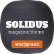 Solidus - Clean Magazine Theme - ThemeForest Item for Sale