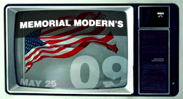 Memorial Modern's : Graphic River