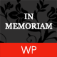 In Memoriam – Christian Funeral Services and Homes Nulled