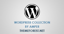 WORDPRESS COLLECTION BY AMPER