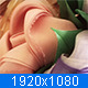 Handmake Flowers - Camera from Top - VideoHive Item for Sale