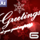 Season's Greetings - CS3 - VideoHive Item for Sale