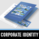 Metro Corporate Identity Stationary - GraphicRiver Item for Sale