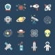 Fiction Icon Set - GraphicRiver Item for Sale