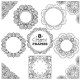 Set of Lace Borders - GraphicRiver Item for Sale