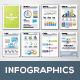Infographic Brochure Vector Elements Kit 12