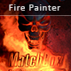 MatchBox Fire Painter
