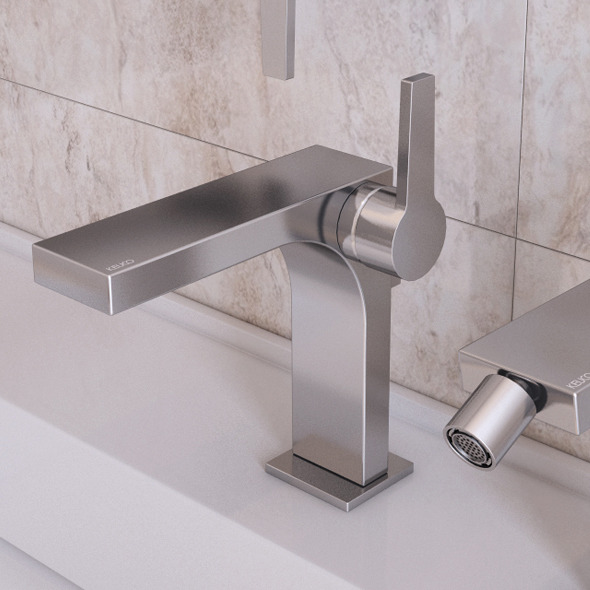 Washbasin Faucet Keuco Edition 11 - 3DOcean Item for Sale