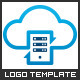 Cloud Server - Logo Template - GraphicRiver Item for Sale